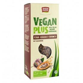 Musli Bio cu Seminte de Chia si Nibs de Cacao Vegan Plus Rosen Garten - 350 g