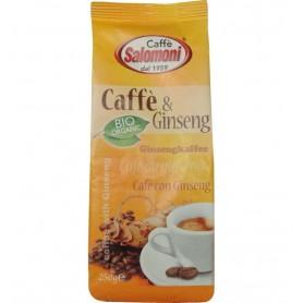 Cafea cu Ginseng Bio Salomoni – 250g
