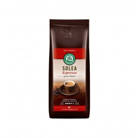 Cafea Boabe Bio Expresso Solea 100% Arabica Lebensbaum - 1 kg