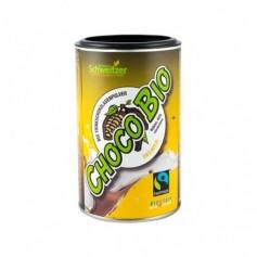 Pudra Bio de Cacao cu Ghimbir pentru Ciocolata Calda Schweitzer - 250 g