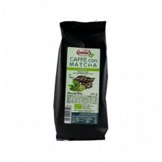 Cafea Bio cu Ceai Matcha Salomoni -  250 g