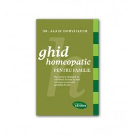 Ghid homeopatic pentru familie Dr. Alain Horvilleur