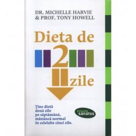 Dieta de 2 zile - Dr. Michelle Harvie, Prof. Tony Howell