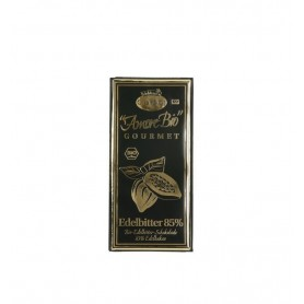 Ciocolata Neagra Gesundkost Liebhart's Amore Bio 85% cacao - 100 g