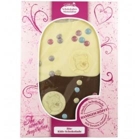 Ciocolata Artizanala Bio pentru copii Gesundkost Liebhart's - 150 g