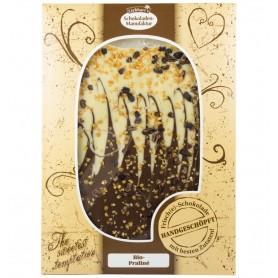 Ciocolata Artizanala Bio cu praline fara gluten Gesundkost Liebhart's - 150 g