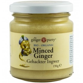 THE GINGER PARTY - GHIMBIR BIO TOCAT, 190G