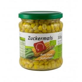 Porumb Dulce Bio Green Organics - 330g/230g
