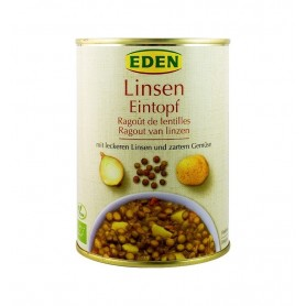 Eden - Mancare bio de linte, 560g