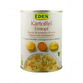 Eden - Mancare bio de cartofi, 560g