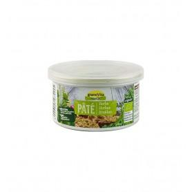 Pate Bio cu Ierburi Aromatice Grano Vita - 125 g