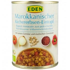 Ghiveci Bio Marocan de Naut Eden - 560 g