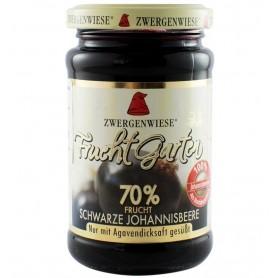 Gem Bio de Coacaze Negre indulcit cu Sirop de Agave, 225 g Zwergenwiese