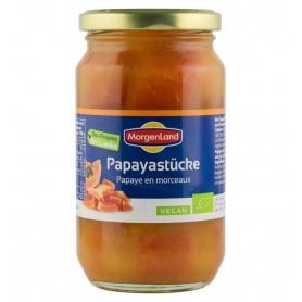 MORGENLAND - Papaya in suc de ananas, 350 g