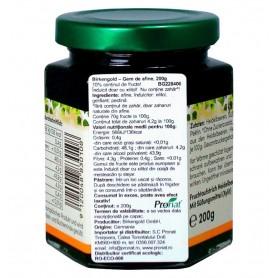 Birkengold – Gem de afine indulcit cu xilitol, 200 g