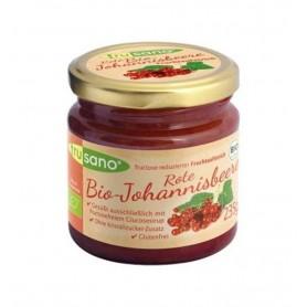 Frusano - Gem Bio de coacaze rosii, 235 g