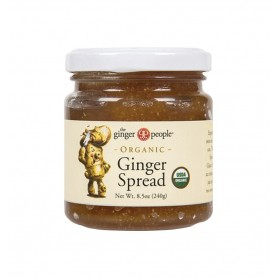 Gem Bio de Ghimbir The Ginger People - 240 g