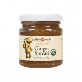 Gem de Ghimbir, Bio, The Ginger People - 240 g