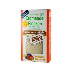 Fulgi Bio din Migdale de pamant fara Gluten Werz - 250 g