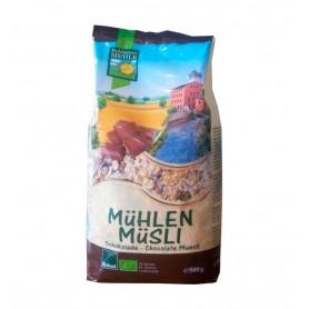 Bohlsener Muhle – Musli Bio cu ciocolata, 500 g