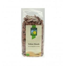 Bohlsener Muhle – Fulgi crocanti Bio cu cacao, 250 g