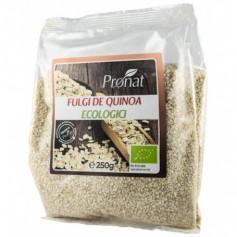 Fulgi de Quinoa Bio, 250g Pronat