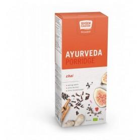Rosen Garten - Tarate fine de ovaz Bio (Porridge) cu Chai, 350 g