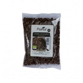 Orez Bio Expandat Crocant cu Cacao Pronat - 50 g