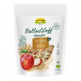 Musli Bio Ballaststoff Wunder GranoVita - 350 g