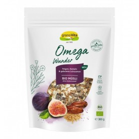 Musli Bio Omega Wunder GranoVita - 380 g