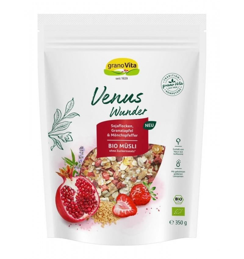 granovita – musli bio venus wunder, 350 g