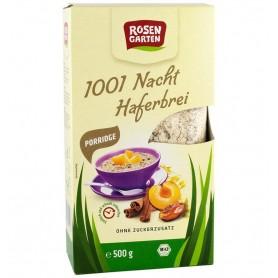 Terci Bio din Tarate de Ovaz cu Fructe si Scortisoara Rosen Garten - 500 g