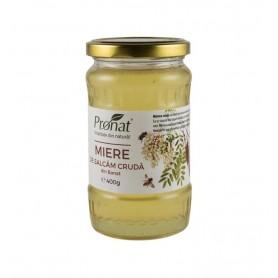 Miere de Salcam Cruda Pronat - 400 g