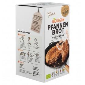 BIOVEGAN - Premix bio pentru paine la tigaie, 330g