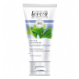 Gel Bio Exfoliant Purificator Lavera - 50 ML