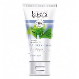Lavera - Gel bio exfoliant purificator, 50ml