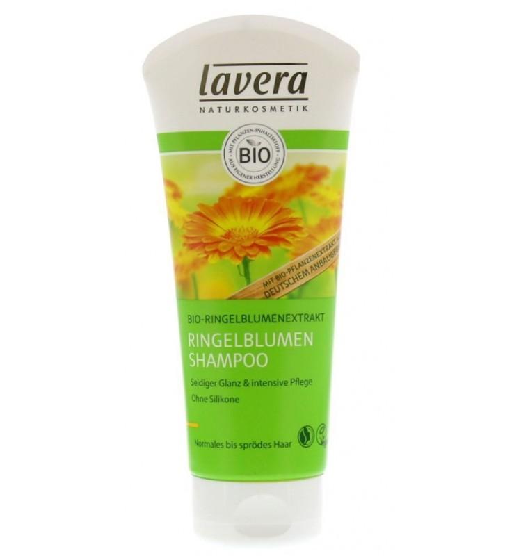 Sampon Bio cu Galbenele Lavera - 200 ML