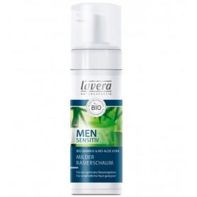 Spuma de Ras Men Sensitiv Lavera - 150 ML
