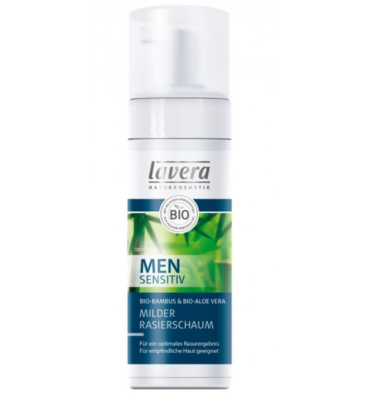 Spuma de Ras Men Sensitiv Lavera - 150 ML