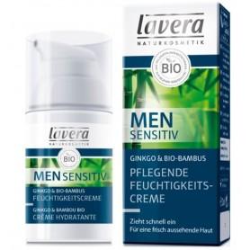 Crema Hidratanta si Hranitoare Men Sensitiv Lavera - 30 ML