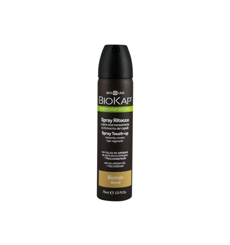 Spray Retus pentru Par Blond Biokap - 75 ML