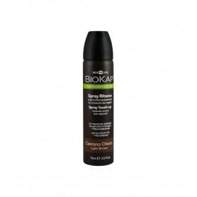 Spray Retus pentru Par Saten Deschis Biokap - 75 ML