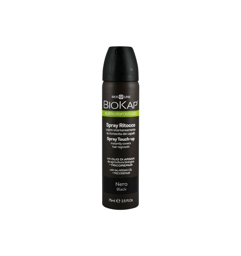 Spray Retus pentru Par Negru Biokap - 75 ML