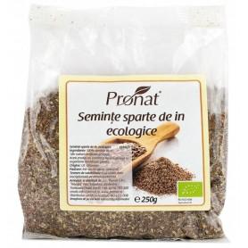 Seminte de In Sparte, Bio, 250 g, Pronat