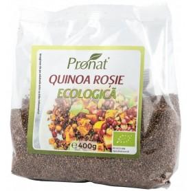 Quinoa Rosie Bio, 400 g, Pronat
