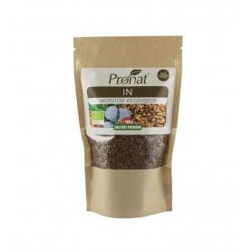 Seminte de In, Bio, 180 g, Pronat