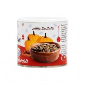 Seminte de Dovleac Decojite si Prajite cu Scortisoara Pronat - 70 g