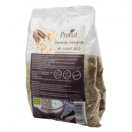 Seminte de Susan Integral Bio Pronat - 500 g