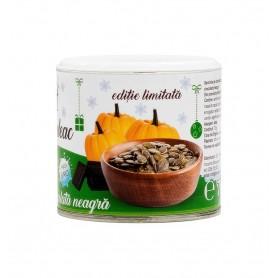 Seminte de Dovleac Decojite si Prajite cu Ciocolata Neagra Pronat - 70 g