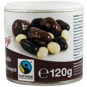 Mix Bio cu Goji si Fructe Uscate Pronat - 120 g